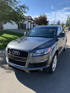 Audi Q7 with two way - Remote Starter -