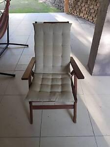 IKEA Applaro Reclining Chair, w/ Hallo Cushion (x2) Albany Creek Brisbane North East Preview