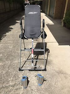 Inversion table Ascot Brisbane North East Preview