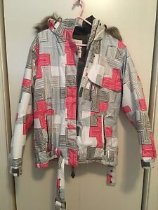 Firefly winter snowboard ski jacket Girls Large Womens Small