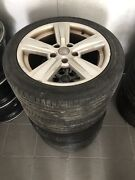 Holden VX Commodore 5 Stud 17'' Wheels with 235 45 17 Tyres Ashmore Gold Coast City Preview