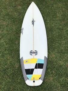 "5""8 Serpent Sled surfboard"