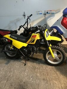 Kids mini bikes Yamaha and Honda