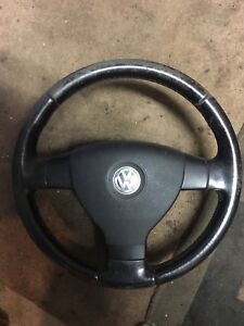 VW MK5 3 Spoke Steering Wheel