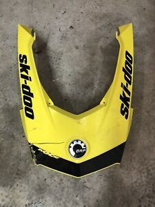 Ski-Doo Hood (Cracked)