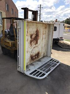 Dual cab ute utility steel tray Hilux Triton Rodeo Navara Old Toongabbie Parramatta Area Preview