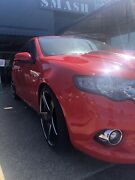 2009 Fg XR8 270rwkw Tuncurry Great Lakes Area Preview