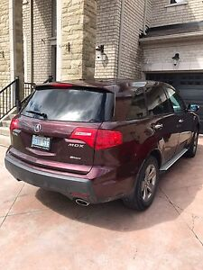 2009 Acura MDX SH-AWD Elite Package