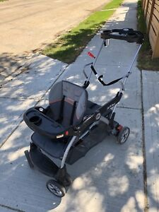 Baby Trend Sit-Stand Stroller