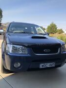 2008 ford territory turbo Cowes Bass Coast Preview