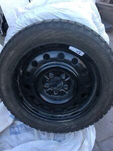 Winter tires 215/55R17