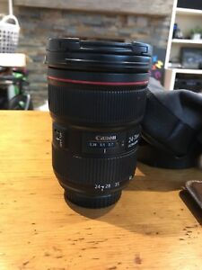 Canon 24-70mm 2.8 markii