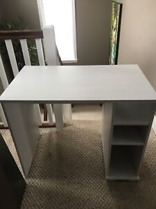 Ikea antique washed desk and chair