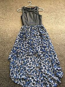 Material girl Xs dress only worn ONCE