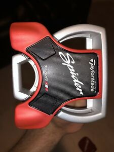 Taylor Made Spider Tour Platinum Putter