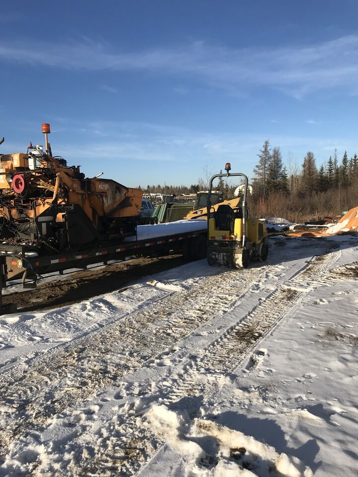 Fort McMurray to BC   Heavy Equipment   Fort McMurray   Kijiji