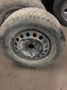 225 60R17 Winter Tires