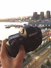 Nikon F100 - straight from Shinjuku Tokyo! Docklands Melbourne City Preview