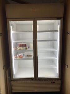 Bromic 2 door fridge