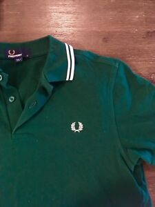 Fred Perry Cotton Polo Men's