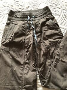 Lululemon studio pants size 0