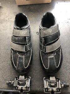Clip less pedals