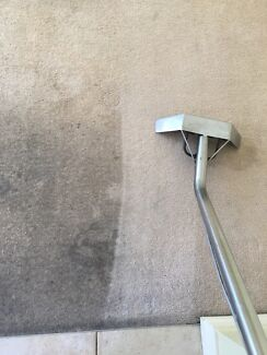 3 rooms steam cleaned from $59