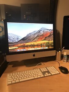 Mid 2011 iMac 21.5in, Upgraded 16gb Ram, Works perfect!