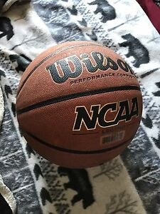 Wilson NCAA Legend Basketball in Good Condition