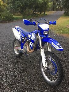 Wr450f Black Head Greater Taree Area Preview