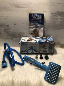 NEW UNUSED PetZoom Bathe n' Groom Indoor / Outdoor Dog