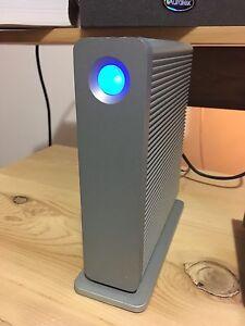 LaCie 3TB Thunderbolt/USB 3.0 Hard Drive