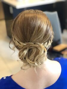 Hair and make up artist available for travel