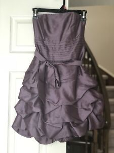 Forever 21 size Small Purple Prom Dress