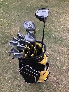 Golf Clubs RH Men's Topflite