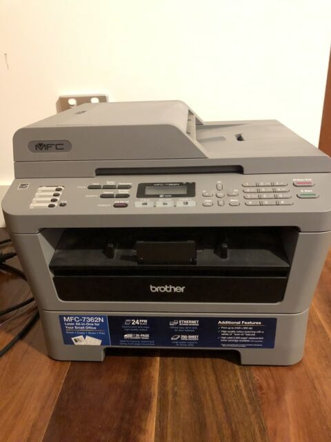 brother mfc-7362n printer Driver for PC