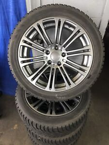 Bmw Mags and tires 245/45/18