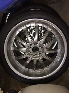 """22"""" rims and tyres North Narrabeen Pittwater Area Preview"""