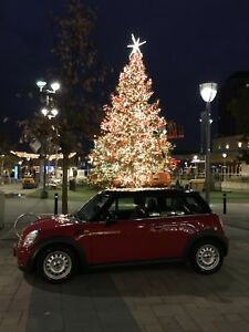 Mini Cooper for Christmas
