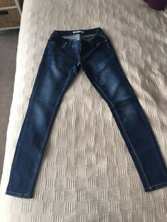 Just jeans super skinny