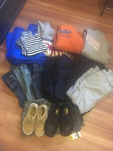 Boys size 7-8 clothes lot