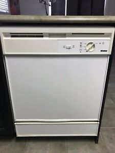 Free Kenmore Brand Built-In Dishwasher