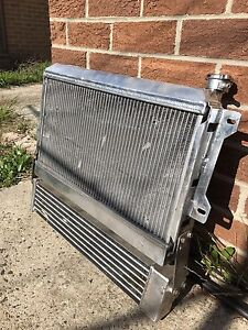 Mazda rx3 radiator & oil cooler Canberra City North Canberra Preview