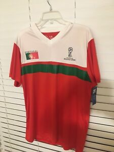 World Cup 2018 Portugal Jersey