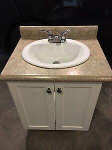 Vanity Sink & faucet