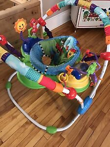 Baby Einstein playset jumper