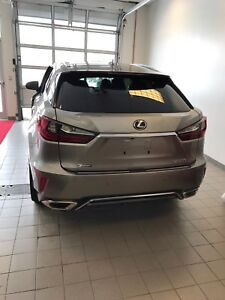 Almost Brand New RX350 F-Sport Fully Loaded Low Mileage
