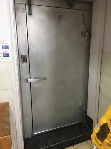 Commercial fridges and cold tables