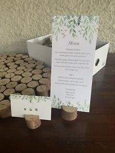 Name card holders for wedding