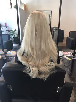 Hair extensions service weft extension method hairdressing russian weft extensions pmusecretfo Gallery